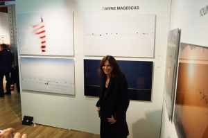 Carine Magescas at AFF NYC 2014