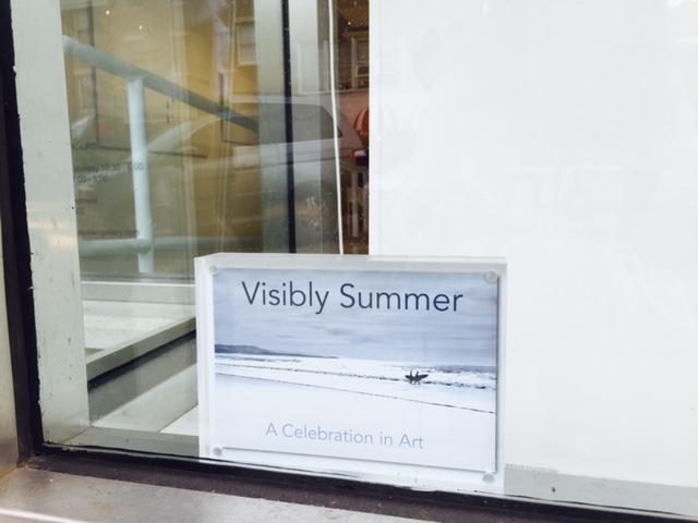 """""""Visibly Summer"""" @ Samuel Owen Gallery"""